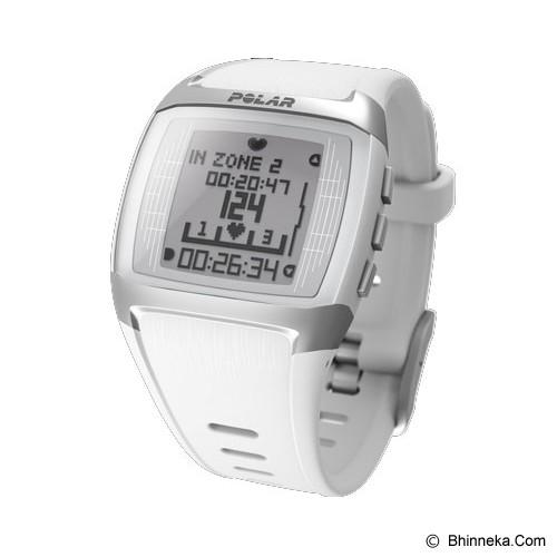 POLAR Fitness [FT60] - White - Gps & Running Watches